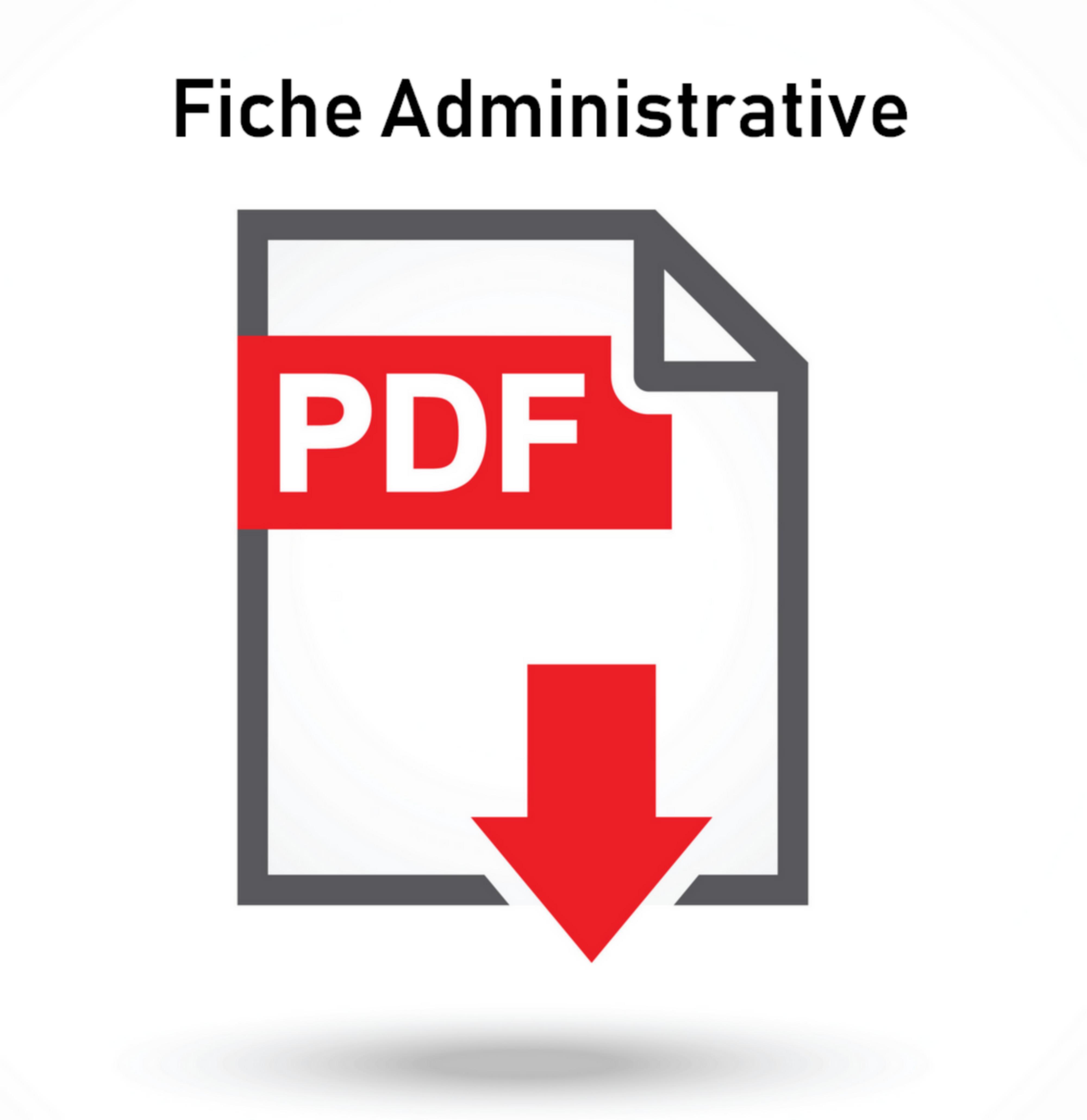 Fiche administrative